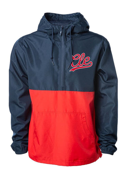 CLE Script - Navy/Red - Anorak