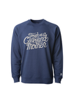 Tough As A Cleveland Mother - Pullover Sweatshirt