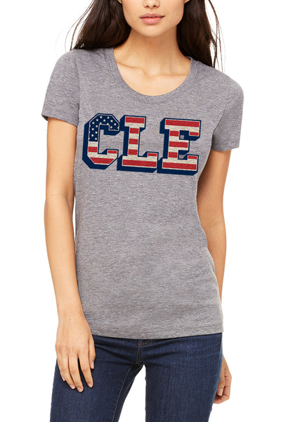 CLE College Stars and Stripes
