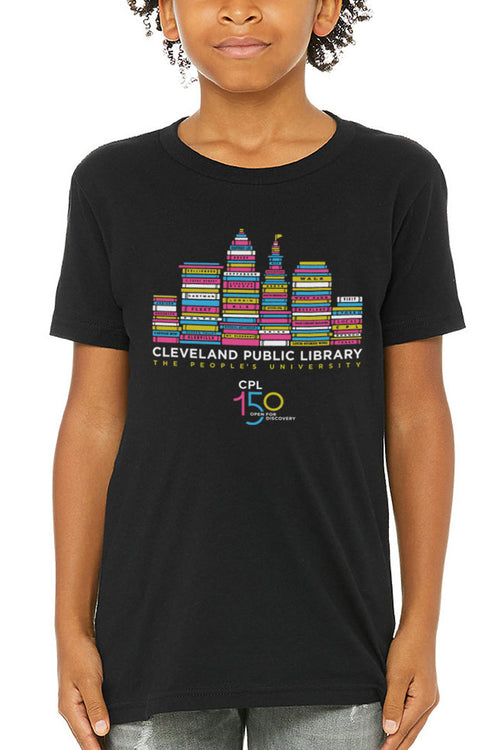 Cleveland Public Library 150 - Youth Crew - CLE Clothing Co.