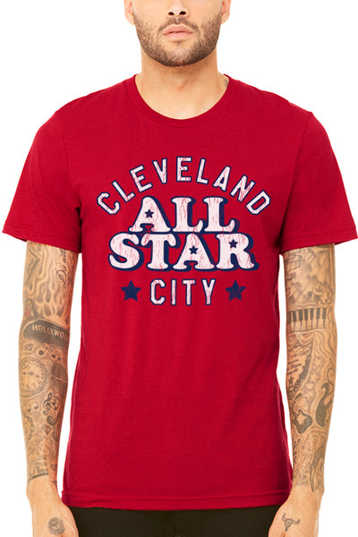 Cleveland City All Star - Unisex Crew - CLE Clothing Co.