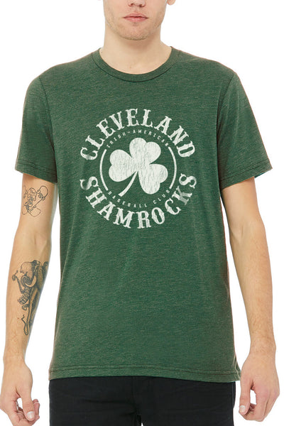 Cleveland Shamrocks - Unisex Crew - CLE Clothing Co.
