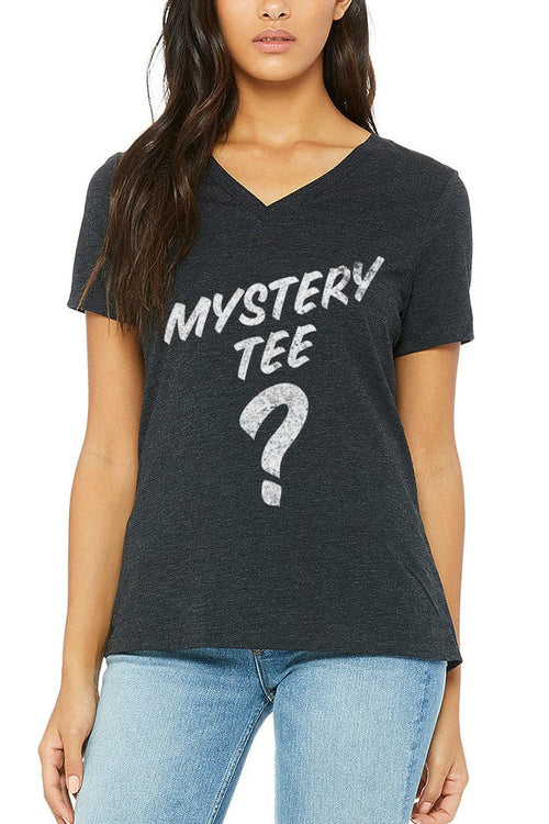 Womens Mystery Sale V Neck