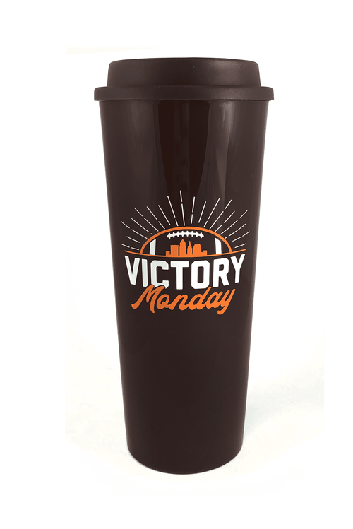 "The ""ORIGINAL"" Victory Monday Travel Mug - CLE Clothing Co."