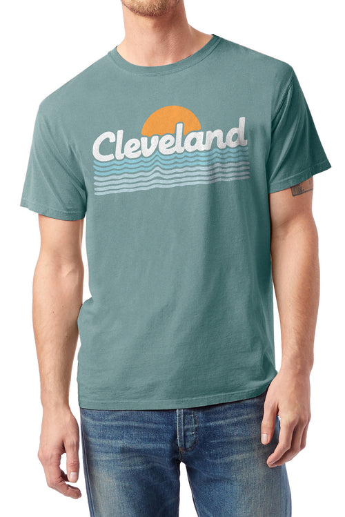 Cleveland Waves - Unisex Crew - CLE Clothing Co.