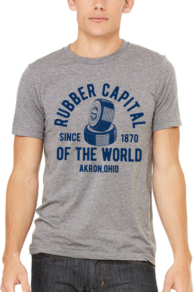 Rubber Capital of the World - Unisex Crew
