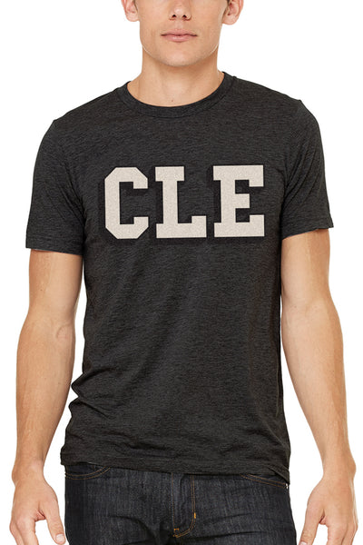 CLE College - Black/White - Unisex Crew