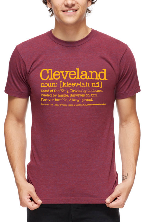 Cleveland Defined - Kings Edition