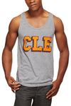 CLE College - Brown/Orange - Unisex Tank