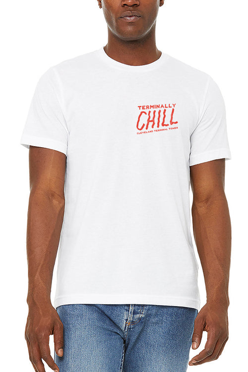 Terminally Chill - Unisex Crew - CLE Clothing Co.