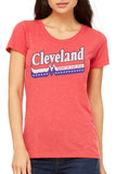 Born in the CLE - Womens Crew