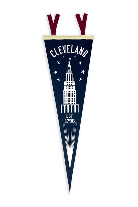 Cleveland Clothing Official Legging - Black