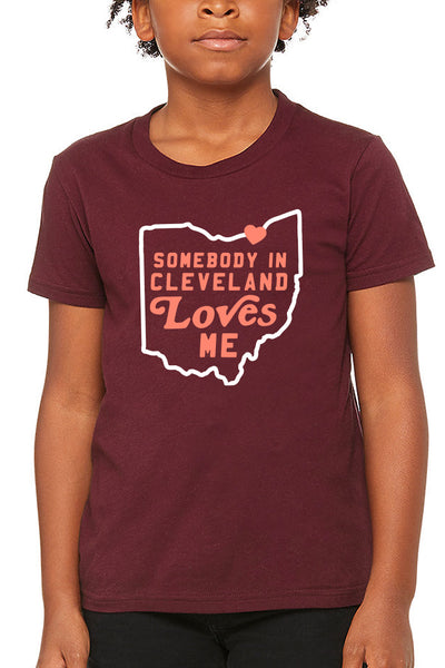 Somebody in Cleveland Loves Me - Kids Crew