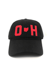 O-H Relaxed Fit Dad Hat - CLE Clothing Co.