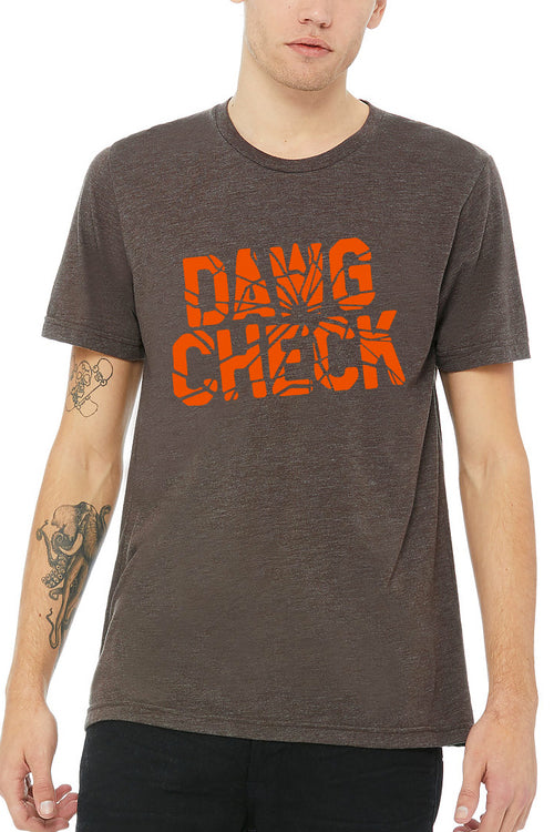 DAWG CHECK - Unisex Crew - CLE Clothing Co.