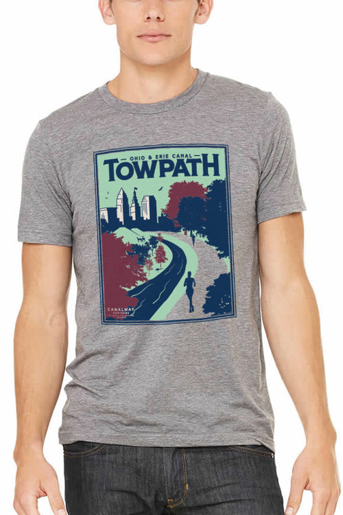 Towpath Portrait - CLE Clothing Co.