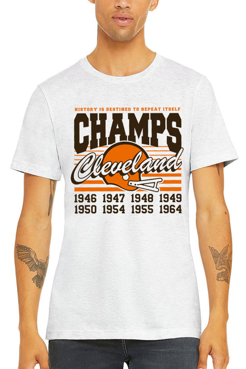 Cleveland Champs Legacy - Unisex Crew