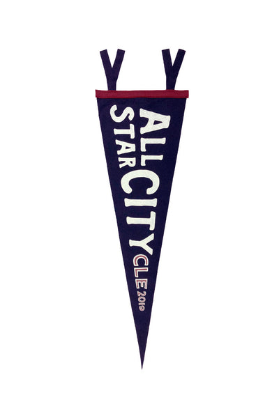 All Star City Pennant - CLE Clothing Co.