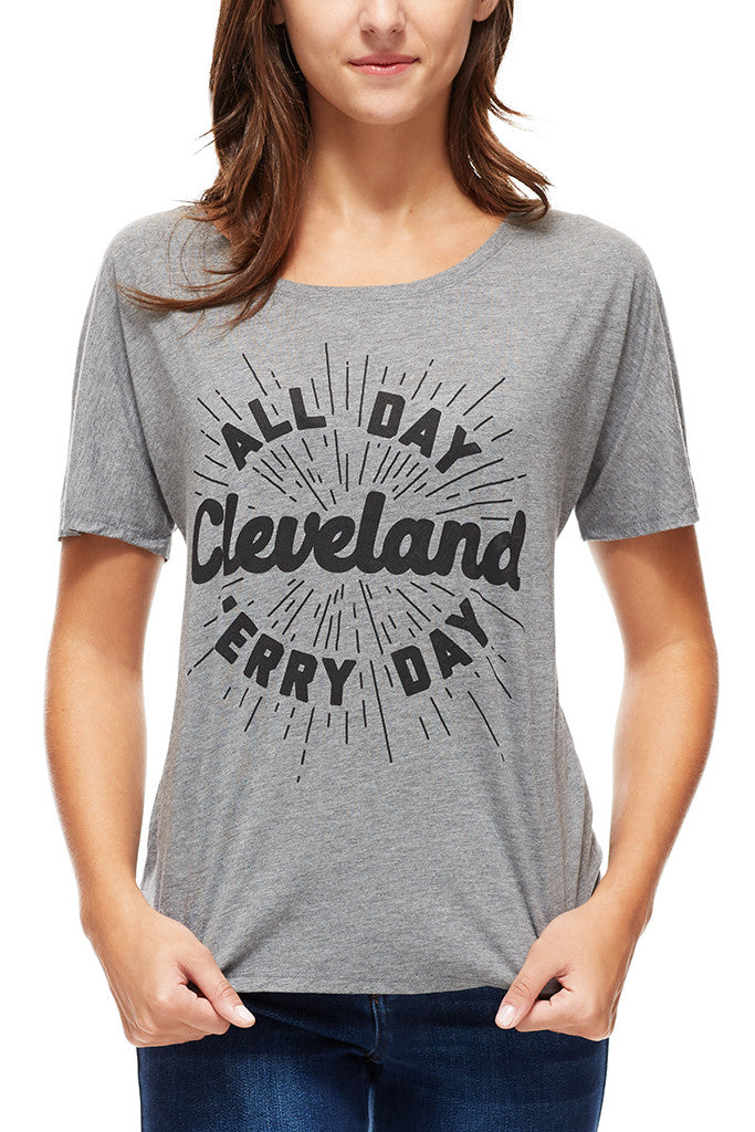All Day 'Erry Day - Women's Slouchy Tee
