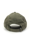 CLE Logo Relaxed Fit Dad Hat - Olive - CLE Clothing Co.
