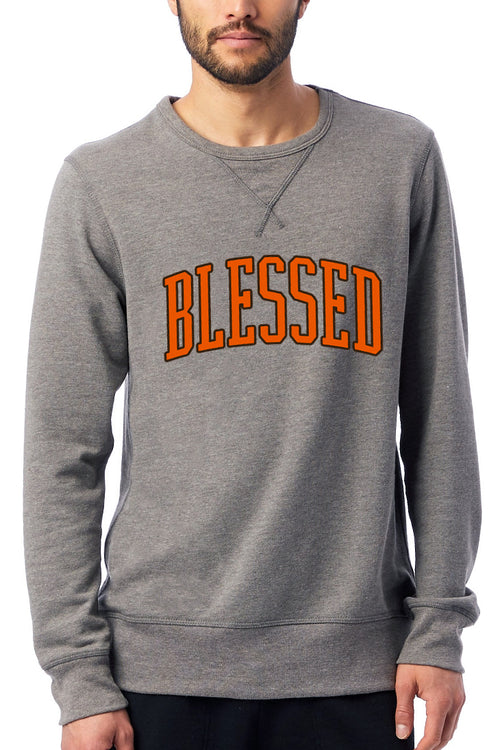 Blessed/Cursed Reversible Crewneck Sweatshirt