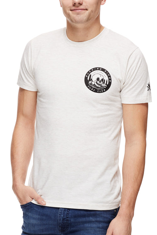 Burning River Surf Club - Unisex Crew
