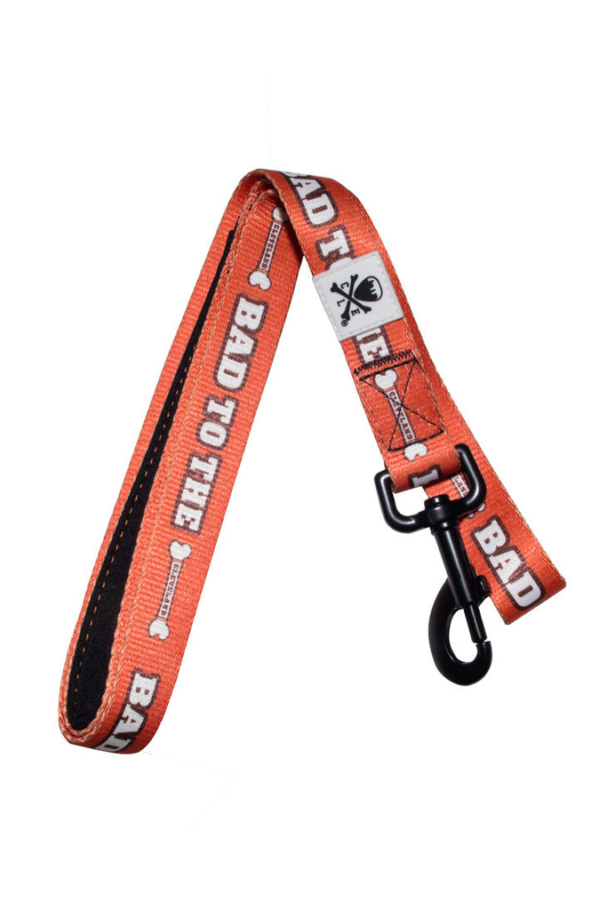 Bad To The Bones Leash