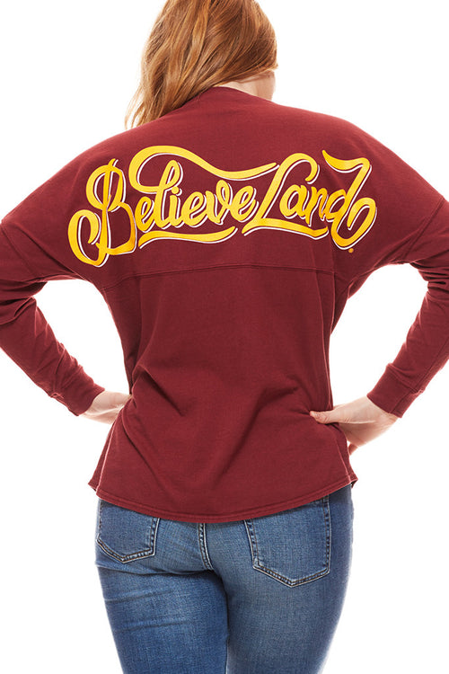 Believeland - Women's Game Day Jersey