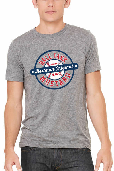 Bertman Ballpark Mustard Seal - Unisex Crew - CLE Clothing Co.