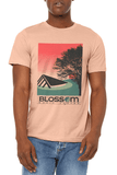 Blossom Lawn Sunset - Unisex Crew - CLE Clothing Co.