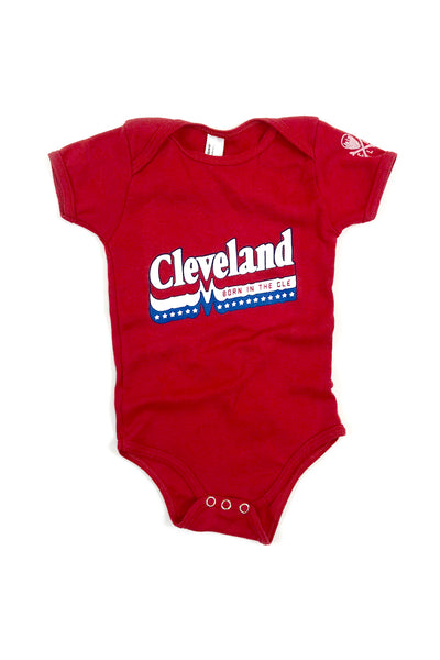 Born in the CLE - Onesie