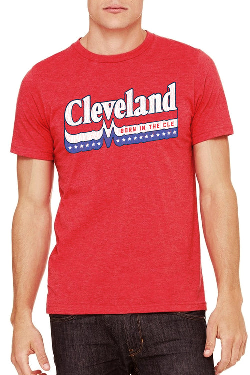 Born in the CLE - Unisex Crew - CLE Clothing Co.