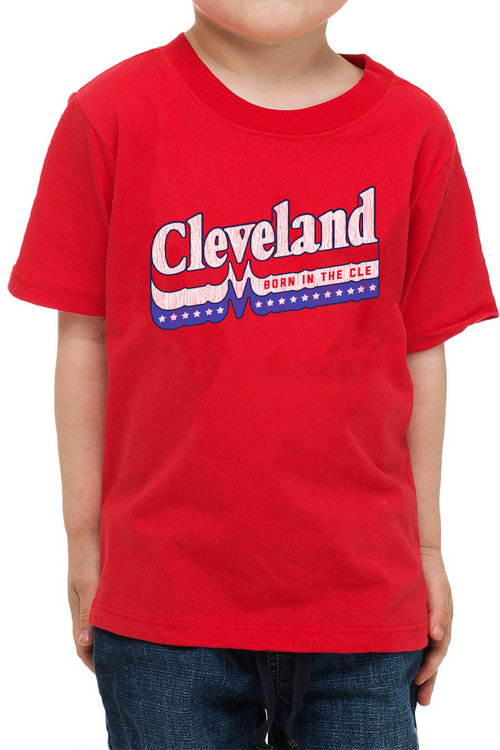 Born in the CLE - Kids Crew