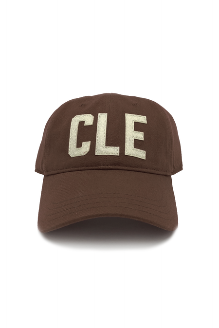 CLE College - Brown/Orange - Unisex Crew