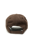 CLE Logo Relaxed Fit Dad Hat - Brown - CLE Clothing Co.