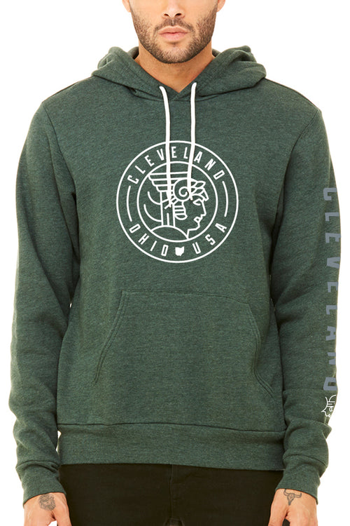 Cleveland Guardian Seal - Unisex Pullover Hoodie