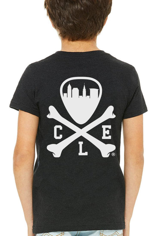 CLE Logo 2020 - Youth Crew - Black