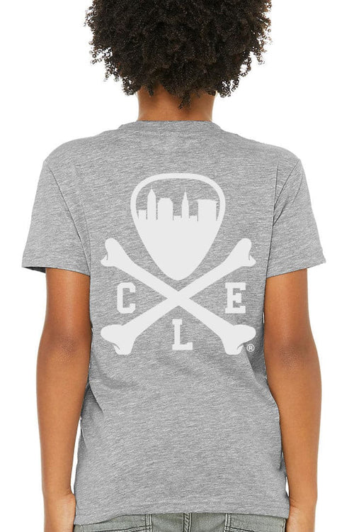CLE Logo - Youth Crew - Grey