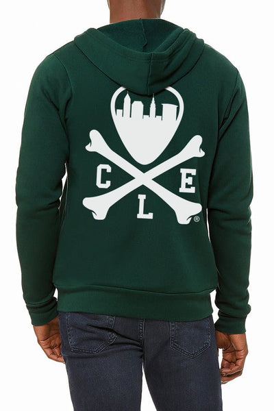 CLE Logo Hoodie - Forest