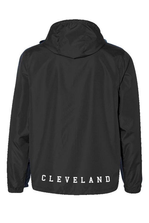 CLE Logo Windbreaker - CLE Clothing Co.
