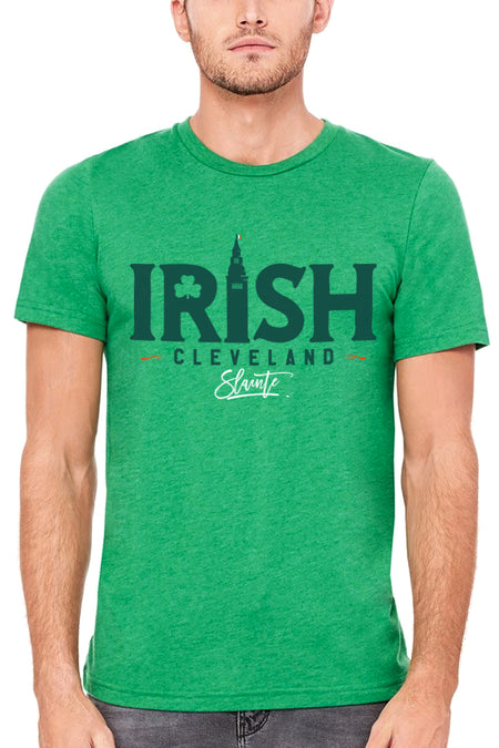 79f564fbffa 216 Respect The Code Seal - Unisex Crew · Cleveland Irish - Unisex Crew