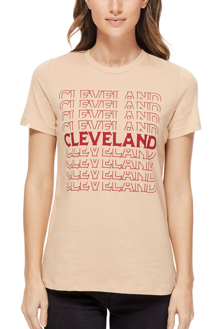 Cleveland Neighborhood Map - Women's Crew