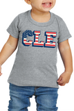 CLE College Stars and Stripes - Kids Crew