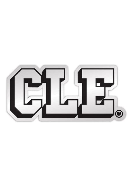 CLE Logo Trucker - Black Denim