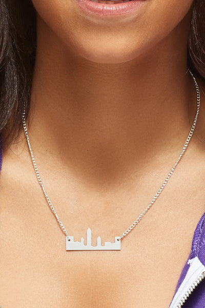 CLE Skyline Necklace - CLE Clothing Co.
