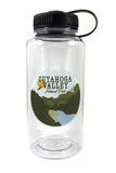 h2go® 34oz Wide Mouth Water Bottle CVNP Seal - CLE Clothing Co.
