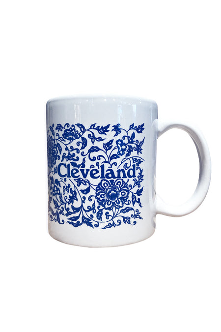 Cleveland To The Bone Mug