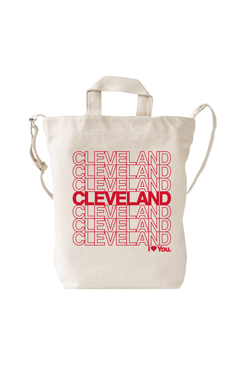 Cleveland, I Love You - Tote Bag