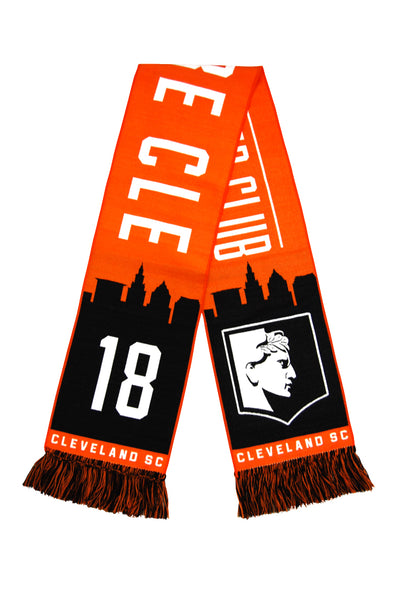 We are CLE Soccer Scarf - CLE Clothing Co.