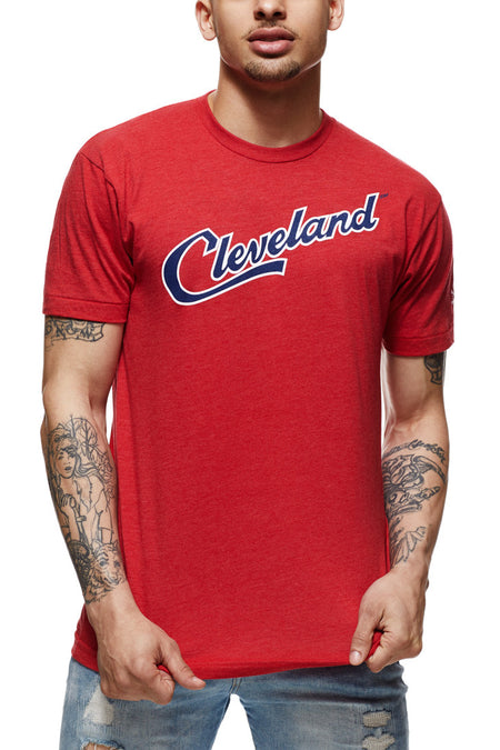 CLE College - Ballpark - Women's Boxy Tee